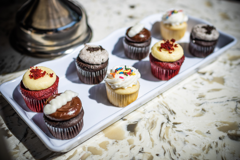 Minin Cupcakes