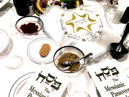 1st Messianic Pesach (Passover) April 20, 2019