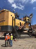 Mining Shovel