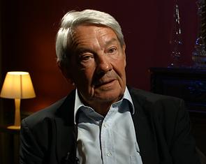 Jean-Michel Quatrepoint pour le documentaire Guerre fantôme : la vente d'Alstom à General Electric