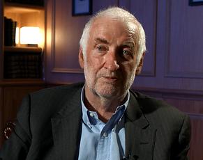 Loïk Le Floch-Prigent pour le documentaire Guerre fantôme : la vente d'Alstom à General Electric