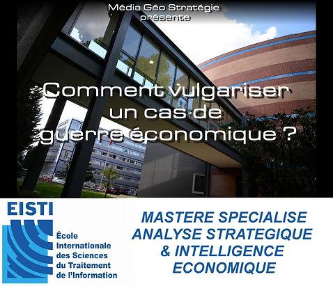 Cours à l'EISTI autour de notre docmentaire sur Alstom