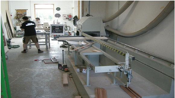 LÖWER Schleifmaschine Typ FA 6 S
