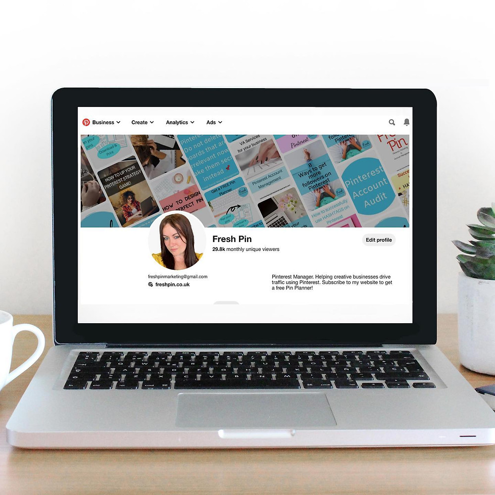 Hire a Pinterest manager for your business
