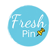 Fresh Pin Logo
