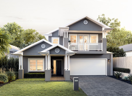 More new facades for @Lanconqld Builders