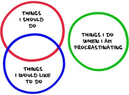 Let's stop procrastinating!