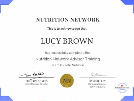 Nutritional Health - Celebrating success