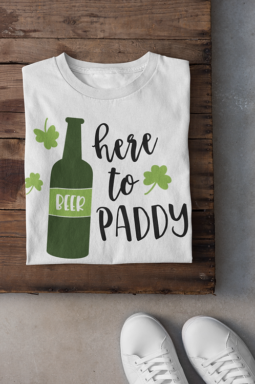 I'm Here To Paddy