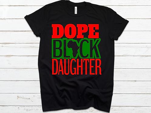 Dope Black Daughter