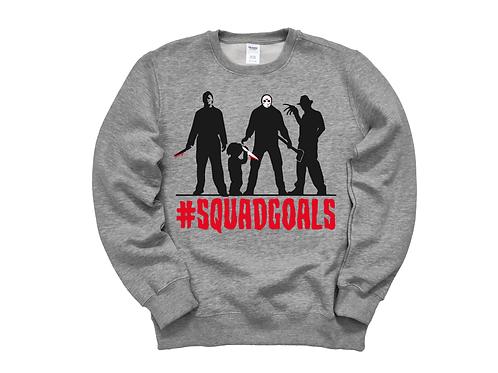 #SquadGoals Halloween Long Sleeve