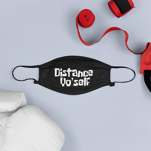 Distance Yo'self Face Mask