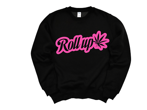 RollUp Long Sleeve Pink