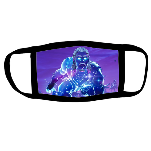 Galaxy Fortnite Face Mask