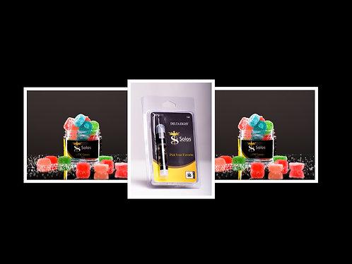 Two Pack Gummy & Vape Cart Bundle
