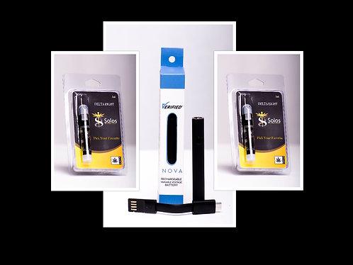 Starter Delta-8 THC Vape Bundle Pack