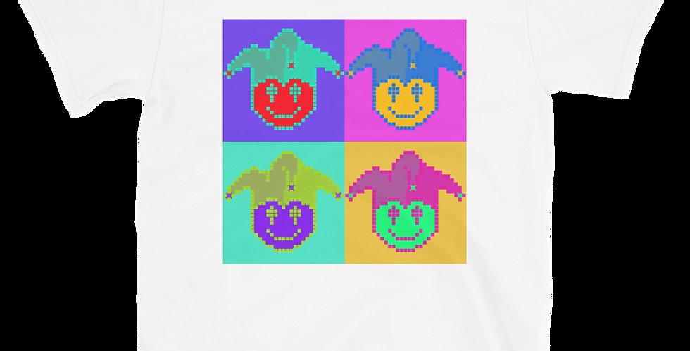 MisterJoker Warhol Short-Sleeve Unisex T-Shirt