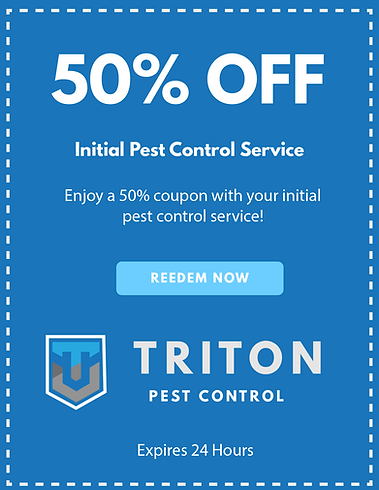 50% OFF Pest Control Spray