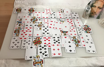 Kartenlegen, spirituelles Kartenlegen, Kartenlegen lernen