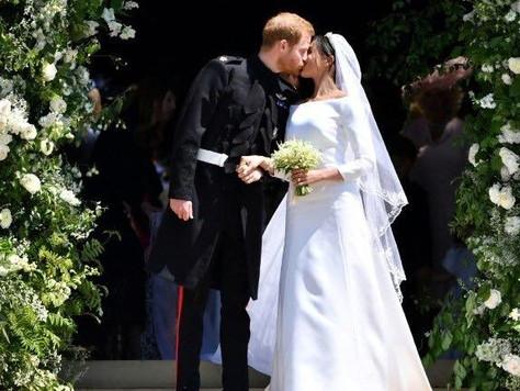 Royale Hochzeit im Zeichen des Wandels