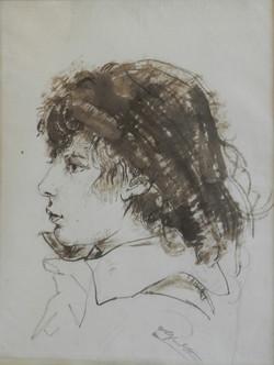 Stevens - Portrait d'enfant