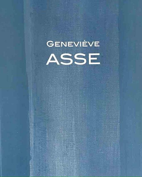 Catalogue Geneviève Asse