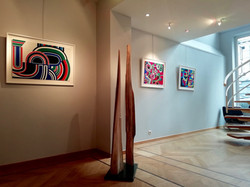 Jean Dewasne, Laurentin gallery