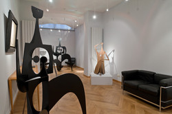 Hiquily, sculptures & drawings