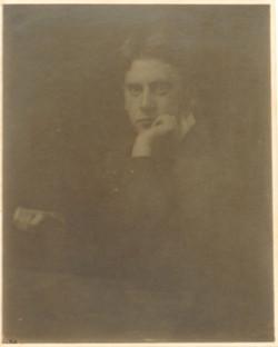 Burty-Haviland Autoportrait