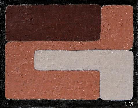 Elie BORGRAVE (Bruxelles 1905-1992)