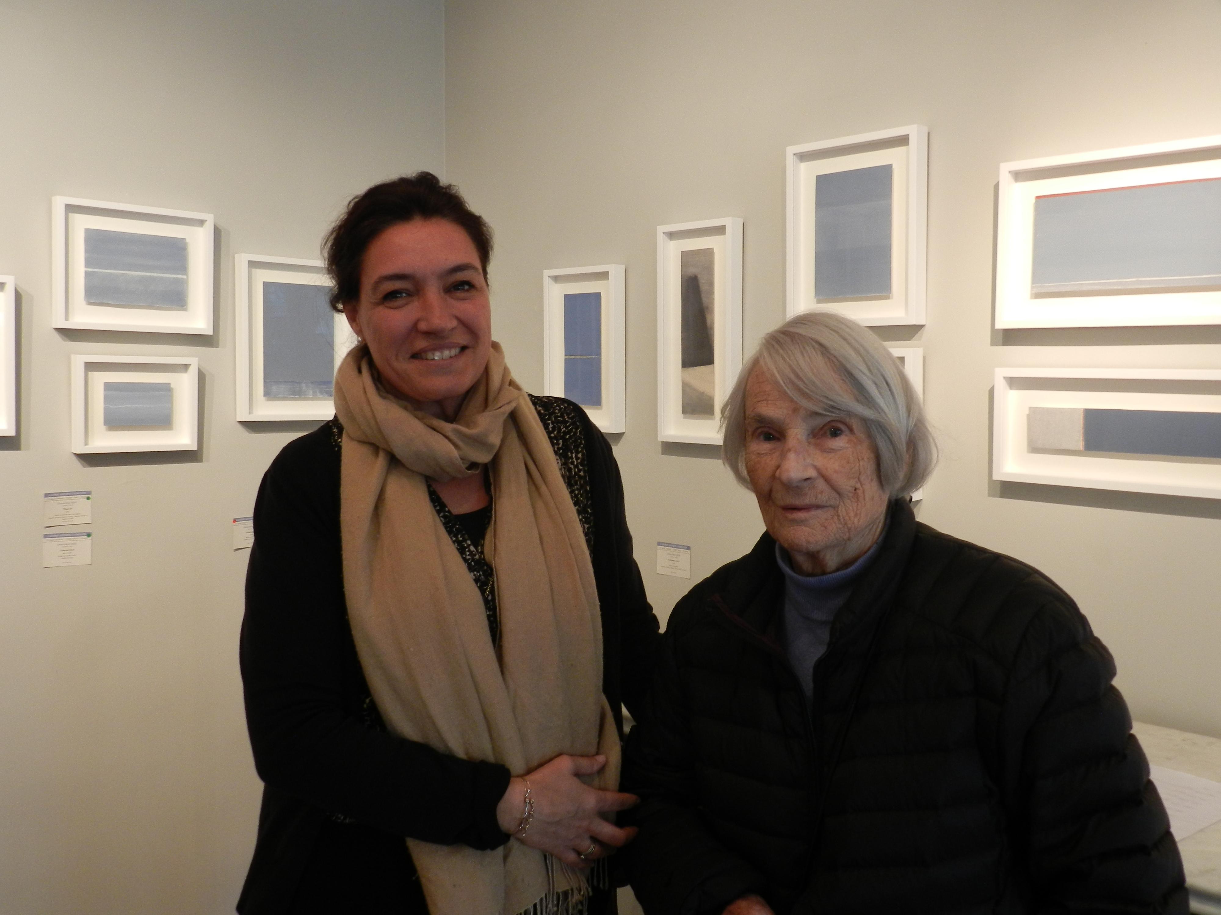 Geneviève Asse & Caroline Jouquey-Graziani