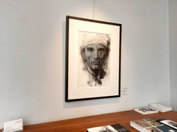 Ernest Pignon-Ernest@Laurentin gallery