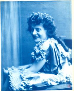 Burty-Haviland Portrait de femme