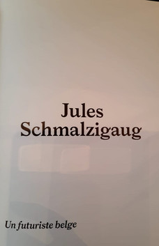 Exhibition Schmalzigaug Catalogue