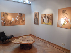 Exposition, Bruxelles, 2015
