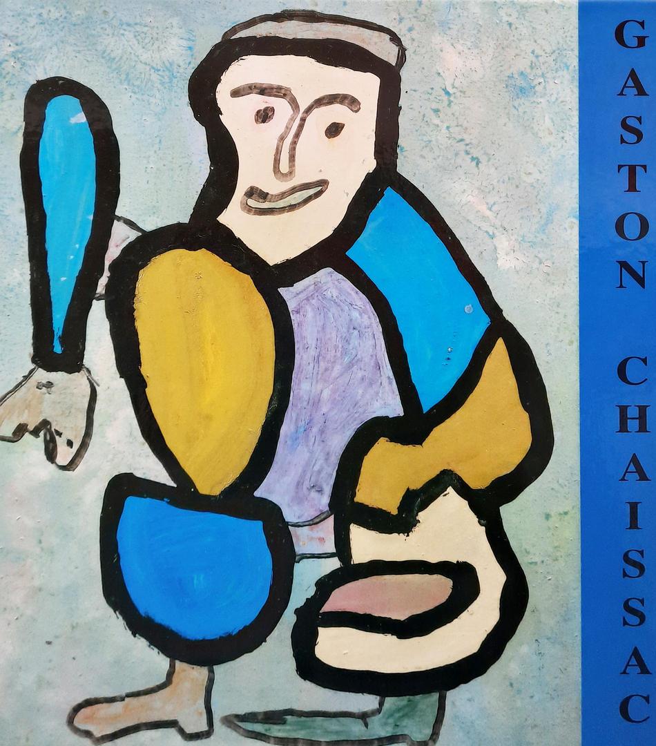 Gaston-Chaissac livre / book