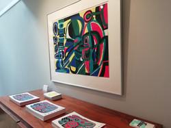 Jean Dewasne, Laurentin gallery,