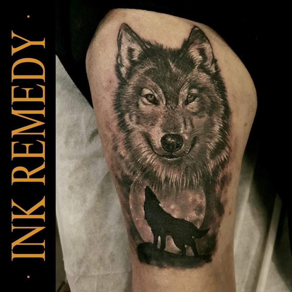 Paulie Wolf