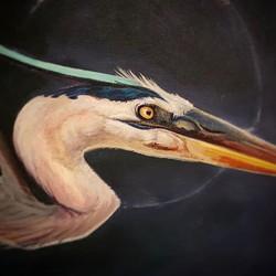Heron chic....