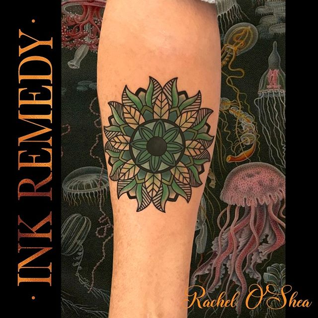 Colourful Mandala by Rachel ⁠_⁠__rachelr