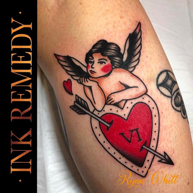 Lovely little cupid by Ryan 💖___ryanw