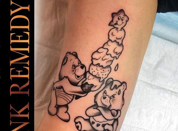 Aaaaawww cute care bears by Ryan ___ry