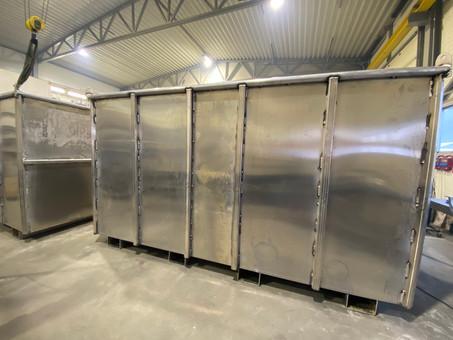 Aluminiumskar for bedre fiskehelse