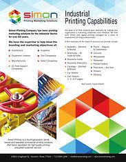 Simon Printing Manufacturing Flyer FINAL