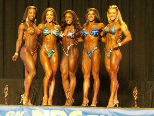 Devone Wins 2016 NPC JR.Nationals Overall Figure Winner