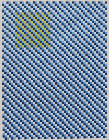 Stella Maris, acrylic on canvas, 100x130