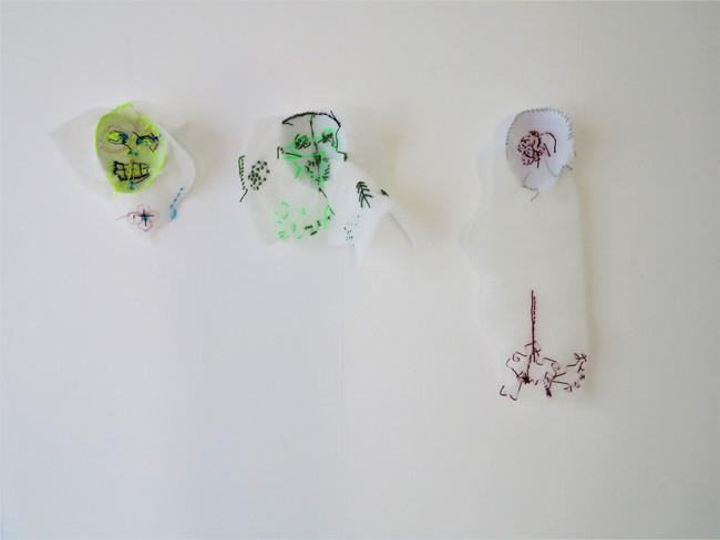 """From the serie """"Inner masks"""""""