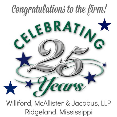 Firm Celebrates 25 Years