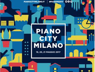 PIANO CITY MILANO @ PAROLE & MUSICA ACADEMY con JOSE' MASCOLO e FILIPPO RINALDO