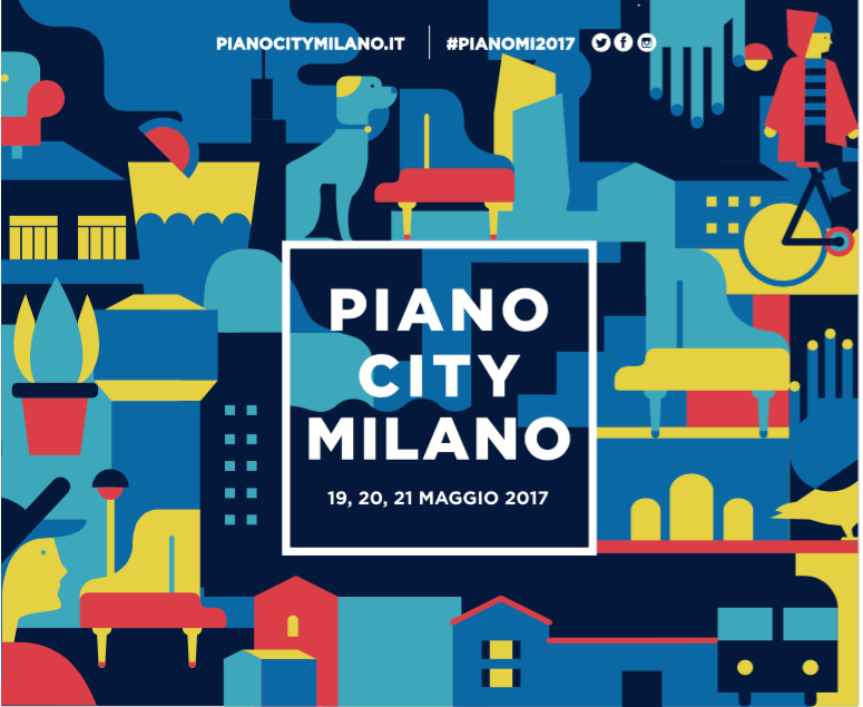 PIANO CITY MILANO @ PAROLE & MUSICA ACADEMY!